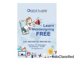 Free Web Designing course 2018_DigitalTalent