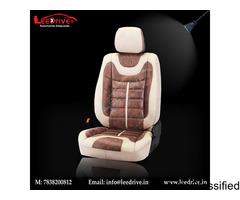 Designer Car Seat Cover in Lowest Price in Delhi