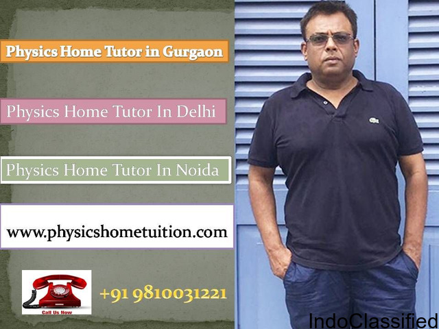 physics Home Tutor in Noida  || Physics Home Tuition In Noida
