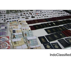 BUY QUALITY REAL AND FAKE, PASSPORT, DRIVER LICENSE RESIDENT PERMIT, AND ID CARDS