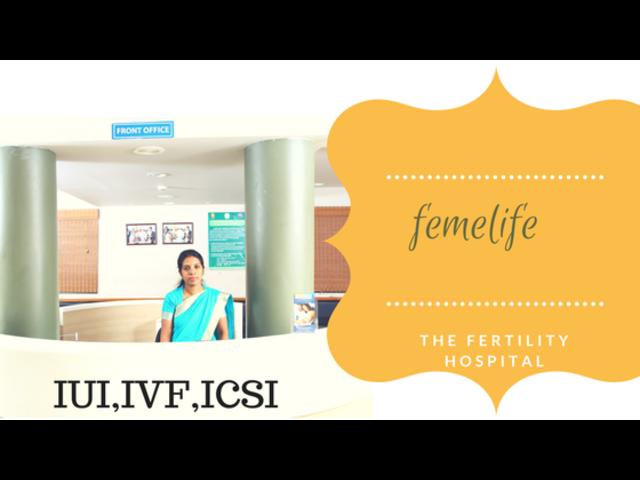 Best IVF Center FEMELIFE