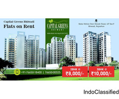 2 & 3 BHK Flats on Rent in Bhiwadi - Capital Greens Bhiwadi