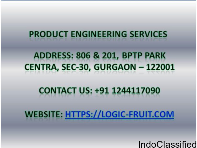 Embedded software design and development services
