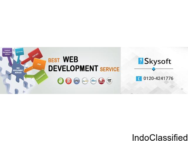 Skysoftglobal: Custom bespoke application development company in India