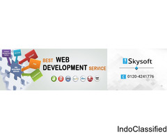 Skysoftglobal: Custom bespoke application development company in India