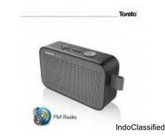 Toreto - Pocket Size Bluetooth Speaker- TOR 303