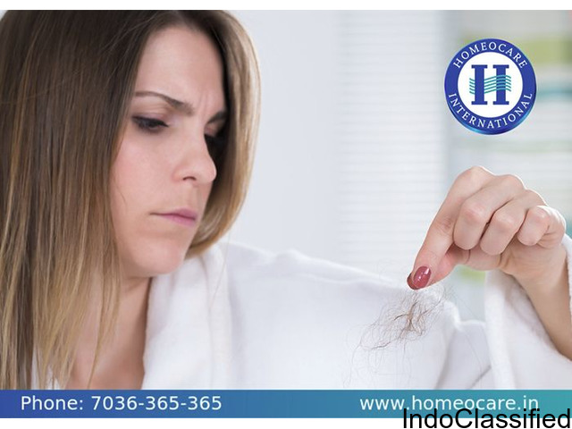 Natural Treatment for Hair Regrowth in Dilsukhnagar