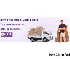 Hire Truck Tempo Companies in Banaglore - Lotrucks.com