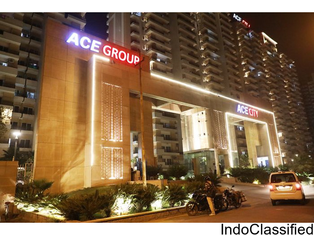 Ace City Stunning 3 BHK Flat @ Rs.3295 psf, Call: 9268-300-600
