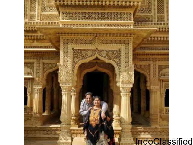 Best Luxury Desert Camps in Jaisalmer