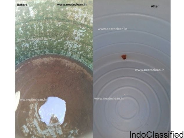 Mechanised Water Tank Cleaning Services
