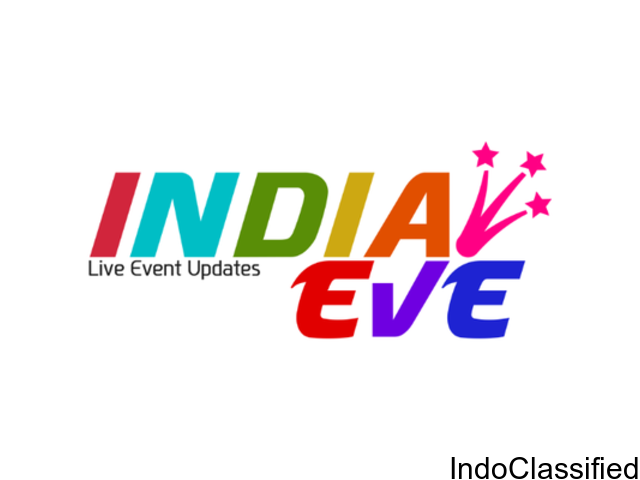 IndiaEve | An Event Listing Portal in India