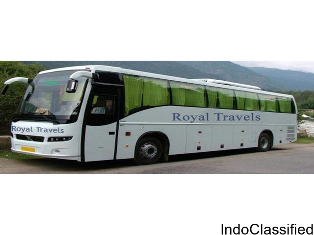 Royal travels Online Transportation in Hyderabad City tour And Ramoji film city