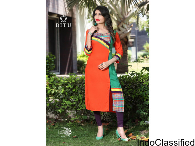 top best 10 kurti for wholesale reat