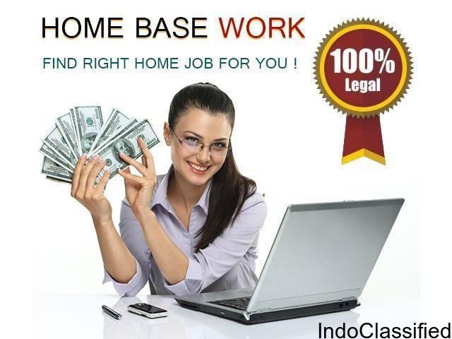 Work From Home in India