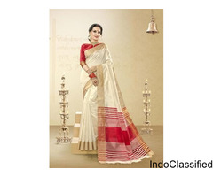 Buy Sarees Online | Latest Designer Sarees Collection | Zinnga