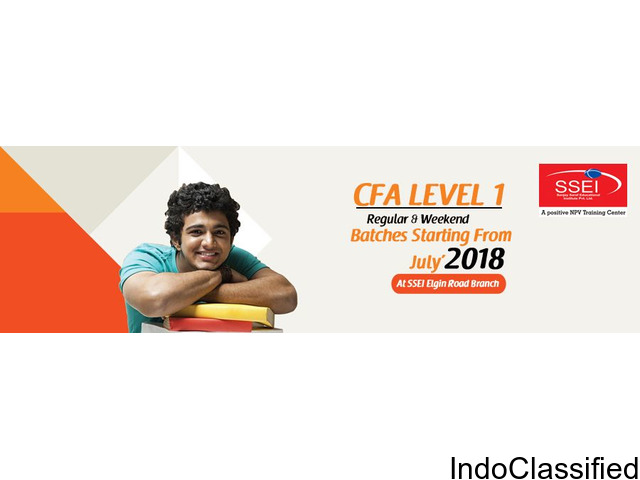 CFA Level Coaching Classes