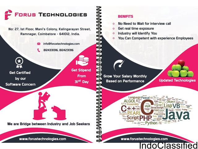 Best placement Training Institute In Coimbatore