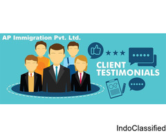 Testimonials and Customer Reviews | AP Immigration