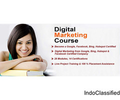 Digital Marketing Training in Kurnool. Digital Marketing Course in Kurnool with Real-Time Experts.
