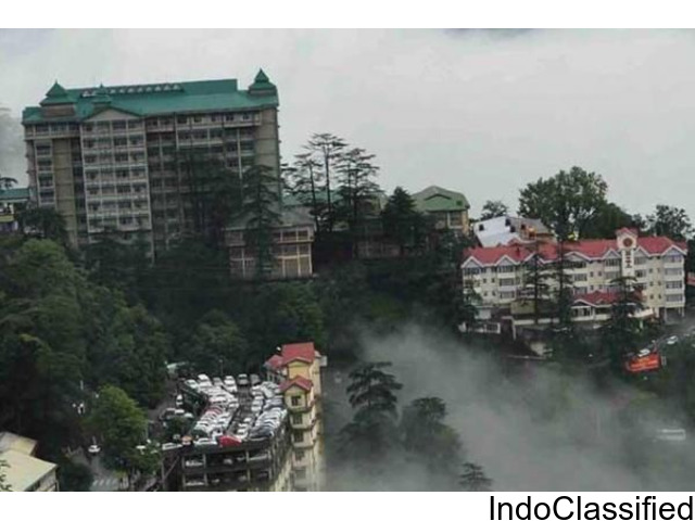 SHIMLA - MANALI TOUR PACKAGE BY VOLVO