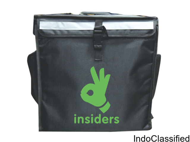 food delivery bags manufacturer | Goldendays
