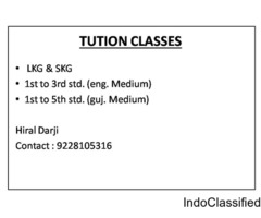 tution classes