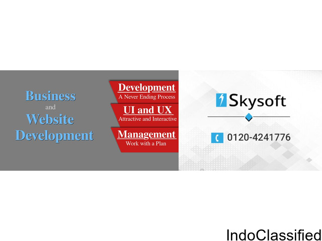 Best UI UX development Company in India, USA & UK |skysoft global