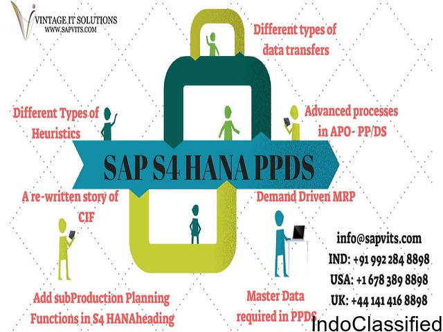 SAP PPDS Overview in Bangalore