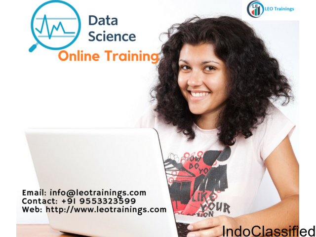 Data Science Online Training Course in Hyderabad