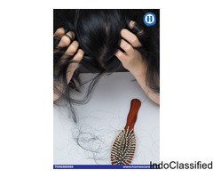 Get rid of Hair fall using Homeopathy