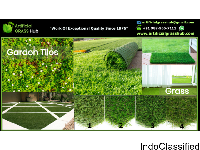 Artificial grass Hub manufacturer | since 1976 in India | artificialgrasshub.com