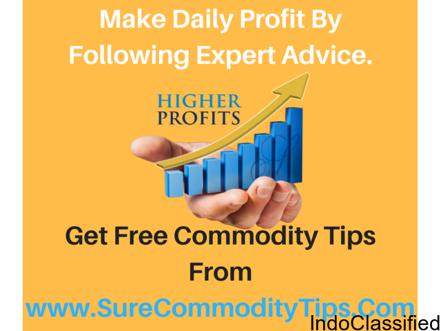 Best Commodity Tips Provider In India