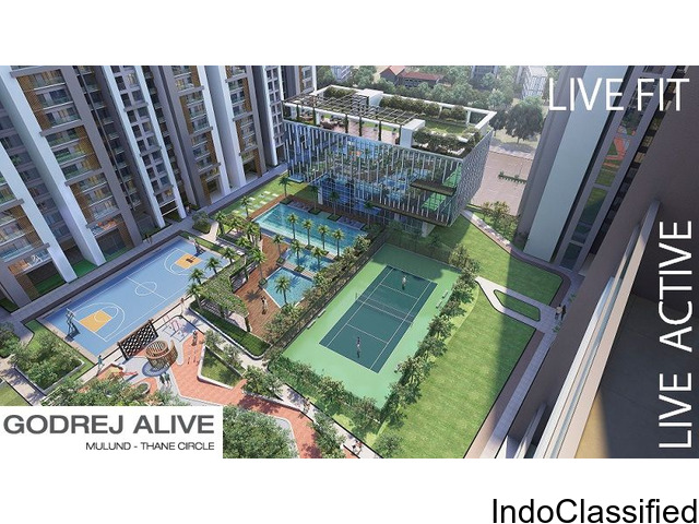 Live A Life That Leaps With Joy At Godrej Alive Mumbai