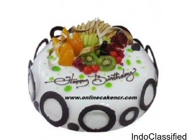 Fruit Cakes: A Healthy Way to Celebrate your Special Days