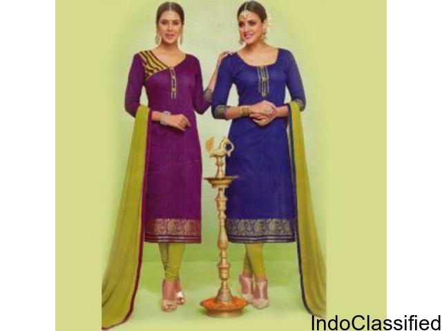 Online Chudithar Materials | Chudithar Materials – Walkway Shop