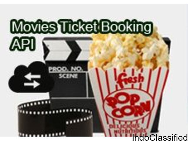 movie ticket booking api provider