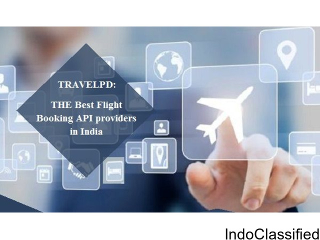 Best Flight Booking API providers in India