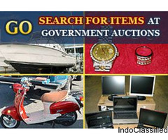Government & Police Auctions Near You! sign up FREE