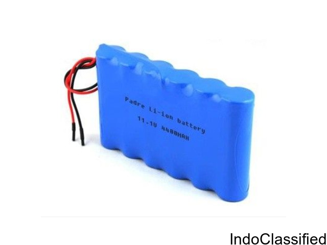 Lithium ion battery manufacturers in India