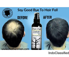 MOTHERS MAN HAIR TREATMENT OIL