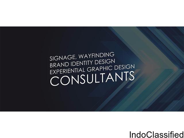 Signage Design | Wayfinding Signage Design Services | Environmental Graphic Design Firms India