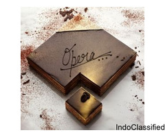 French Opera Cake Online in Bangalore | Smoor Chocolates