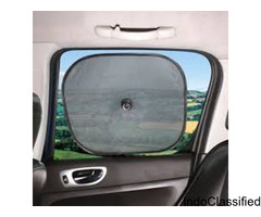 Car Side Window Sun Shades (Set of 4)