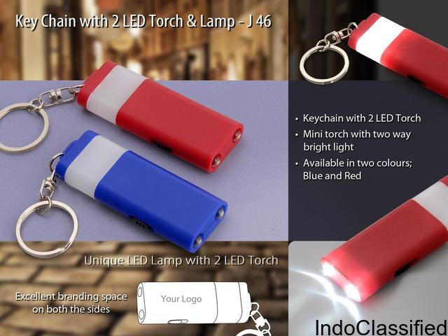 KeyChain Torch Manufacturer  Goldendays India