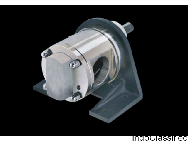 High Quality SS Gear Pump Manufacturer and Exporter