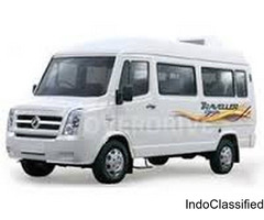 Force Tempo Traveller 12 Seater in Bangalore With Cheapest Rates