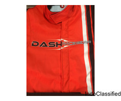 GO Kart Race Suit Level 2 Approved at Dash Racegear Printed ( Sublimation )