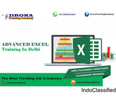 Best MS Excel Training Institute in Delhi