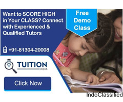 Home Tutors In Gurgaon For All Subject-Tuition India.